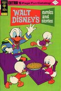 Walt Disney's Comics and Stories Vol 1 411