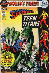 World's Finest Comics Vol 1 205