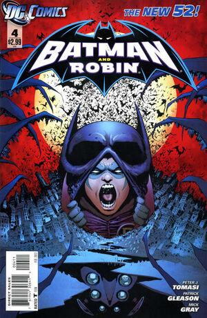 Batman and Robin Vol 2 4