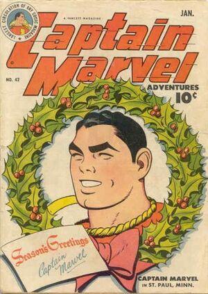 Captain Marvel Adventures Vol 1 42