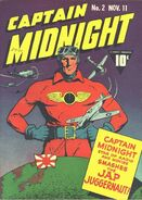 Captain Midnight Vol 1 2