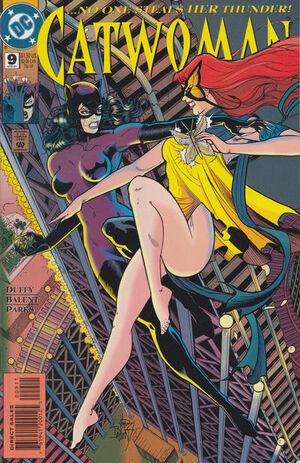 Catwoman Vol 2 9