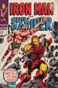 Iron Man and Sub-Mariner Vol 1 1