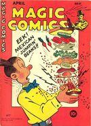 Magic Comics Vol 1 81