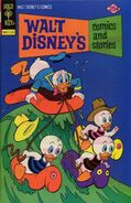 Walt Disney's Comics and Stories Vol 1 421