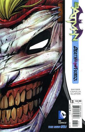 Batman Vol 2 13