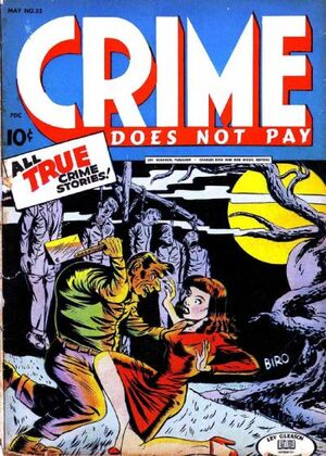 Crime Does Not Pay Vol 1 33