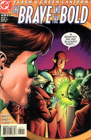 Flash & Green Lantern The Brave and the Bold Vol 1 5