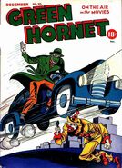 Green Hornet Comics Vol 1 10