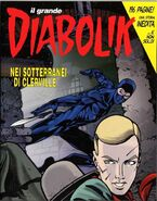 Il Grande Diabolik Vol 1 1 2011