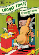 Looney Tunes and Merrie Melodies Comics Vol 1 108