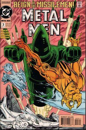 Metal Men Vol 2 3