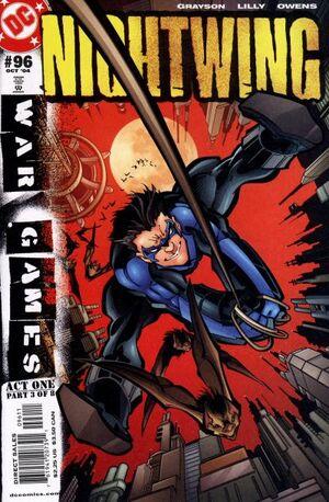 Nightwing Vol 2 96