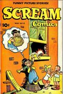 Scream Comics (1944) Vol 1 8