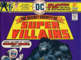 Secret Society of Super-Villains Vol 1