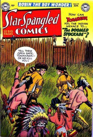 Star-Spangled Comics Vol 1 119