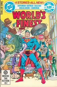 World's Finest Comics Vol 1 279