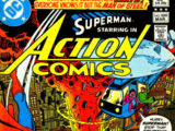 Action Comics Vol 1 529