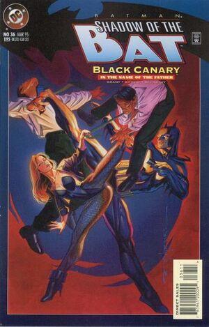Batman Shadow of the Bat Vol 1 36