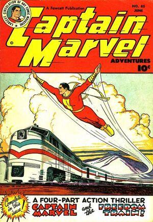 Captain Marvel Adventures Vol 1 85