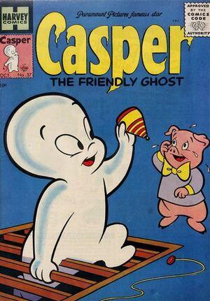 Casper the Friendly Ghost Vol 1 37