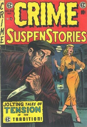 Crime SuspenStories Vol 1 25