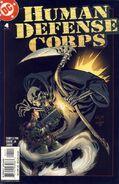 Human Defense Corps Vol 1 4