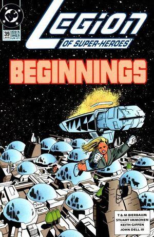 Legion of Super-Heroes Vol 4 39