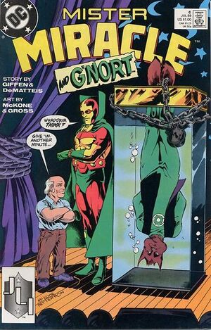 Mister Miracle Vol 2 6