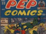Pep Comics Vol 1 32