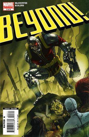 Beyond (Marvel) Vol 1 3