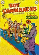 Boy Commandos Vol 1 34