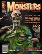 Famous Monsters of Filmland Vol 1 254-B