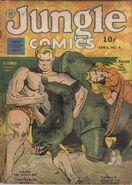 Jungle Comics Vol 1 4