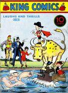 King Comics Vol 1 4