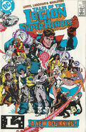 Legion of Super-Heroes Vol 2 342
