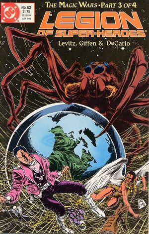 Legion of Super-Heroes Vol 3 62