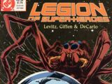 Legion of Super-Heroes Vol 3 62