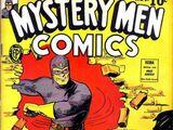 Mystery Men Comics Vol 1 16