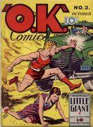 O.K. Comics Vol 1 2