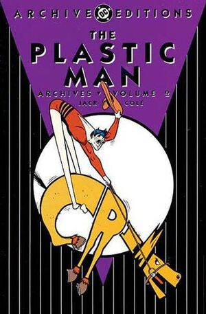 Plastic Man Archives Vol 1 2