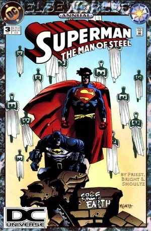 Superman Man of Steel Annual Vol 1 3