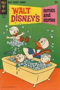 Walt Disney's Comics and Stories Vol 1 330