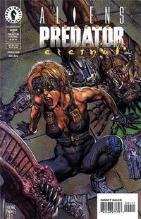 Aliens vs. Predator Eternal Vol 1 4