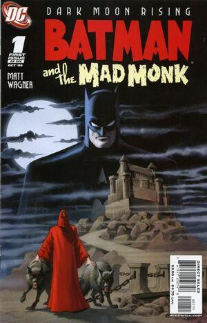 Batman and the Mad Monk Vol 1 1