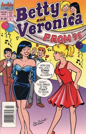 Betty and Veronica Vol 1 89