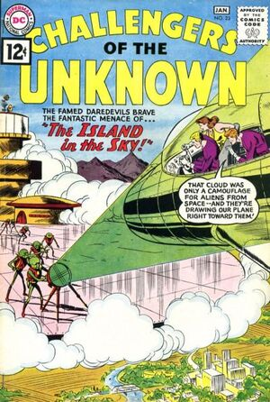 Challengers of the Unknown Vol 1 23