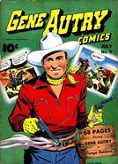 Gene Autry Comics Vol 1 9