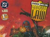 Judge Dredd: Legends of the Law Vol 1