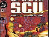 Metropolis S.C.U. Vol 1 2